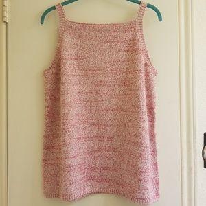 Ann Taylor  Loft sweater Tank